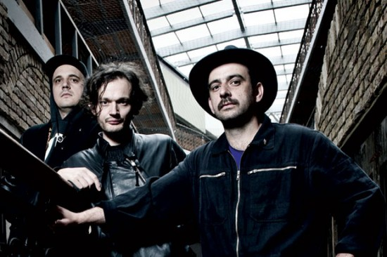 Moderat live at Melt! Festival in Ferropolis, Germany 2014-07-20