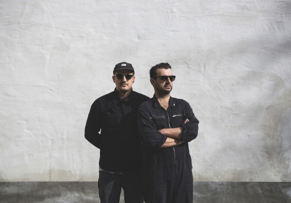 Modeselektor & Anstam on NTS Radio 2015-10-20