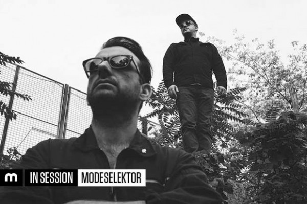 Modeselektor - In Session for Mixmag 2015-03-05