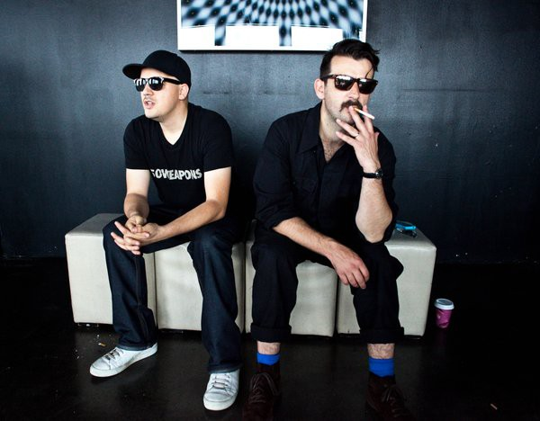Modeselektor with Benjamin Damage on NTS Radio 2015-10-27