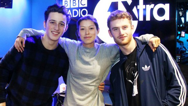 Monki 2016-03-07 with Zak Abel & Tom Misch Simmer Down