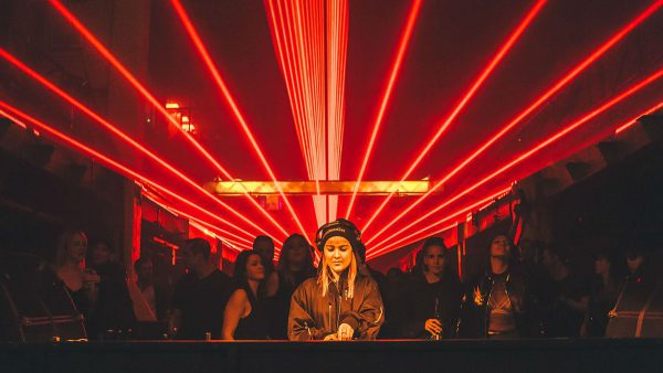 Monki 2017-04-24 Maya Jane Coles live at Printworks