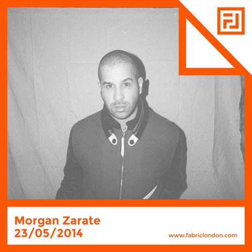 Morgan Zarate - Hyperdub is 10 Mix for fabric 2014-05-19
