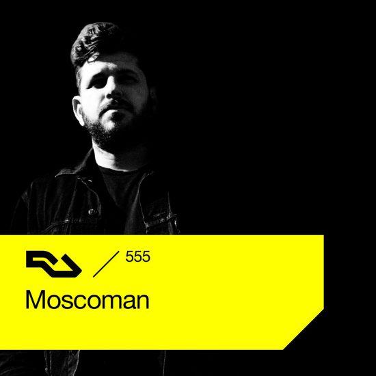 Moscoman - Resident Advisor podcast #555 2017-01-16