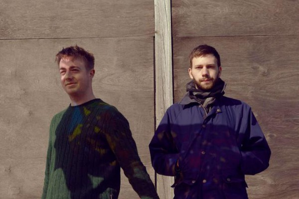 Mount Kimbie In Session for Mixmag 2015-11-19