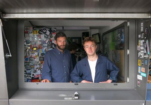 Mount Kimbie & James Blake on NTS Radio 2015-09-08