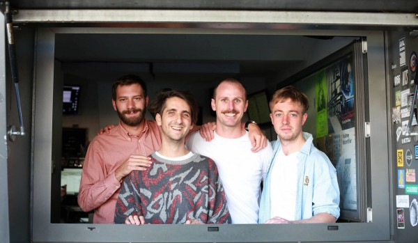 Mount Kimbie, Midland & James Holden on NTS Radio 2015-09-29