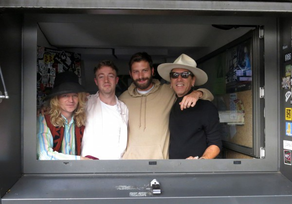Mount Kimbie, William Basinski & Connan Mockasin on NTS Radio 2015-09-15