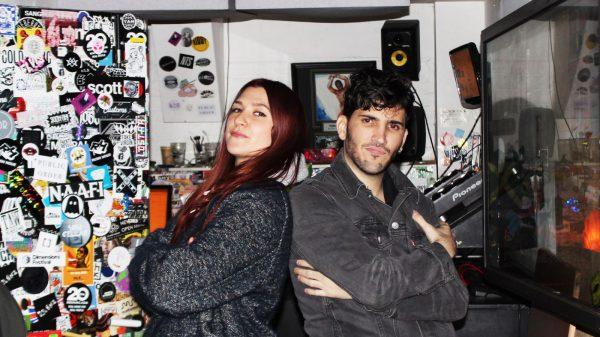 Moxie & Danny Daze on NTS Radio 2016-11-23