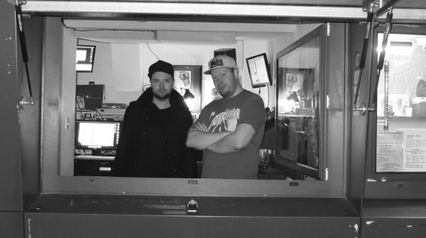 Mr Beatnick with Moire on NTS Radio 2014-11-18