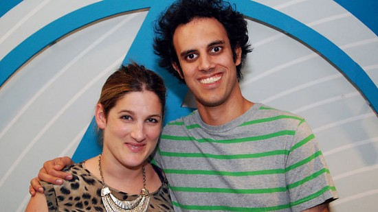 Nemone on 6 Music 2012-09-02 with Four Tet