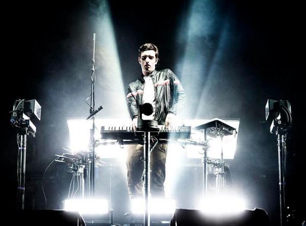 Netsky live at Tomorrowland, Belgium 2014-07-19