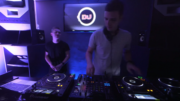 Netsky live from DJ Mag HQ 2015-07-06