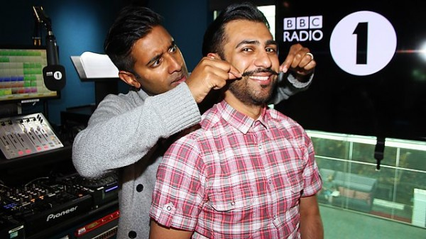 Nihal Desi Beats 2014-05-14 Foji in the studio and Tigerstyle in the mix!
