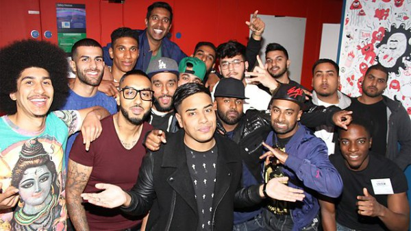 Nihal Desi Beats 2014-08-20 Rap Special with a bag of MC's!