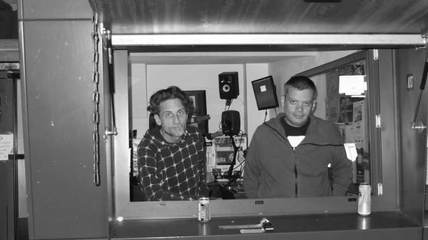 Nitetrax featuring Luke Vibert on NTS Radio 2014-05-29