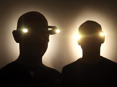Orbital live at Space Opening Fiesta in Ibiza 2012-05-27