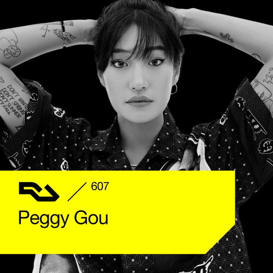 Peggy Gou - Resident Advisor podcast #606 2018-01-15