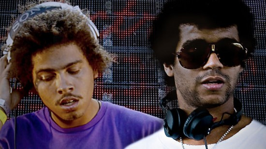 Pete Tong The Essential Selection 2012-08-17 Jamie Jones and Seth Troxler sits in