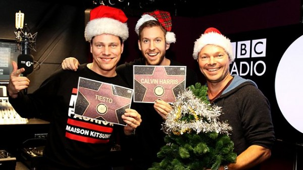 Pete Tong The Essential Selection 2013-11-20 Get festive with Tiesto and Calvin Harris