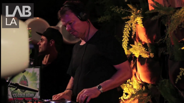Pete Tong and Jesse Rose All Gone Miami '15 Lab LA takeover