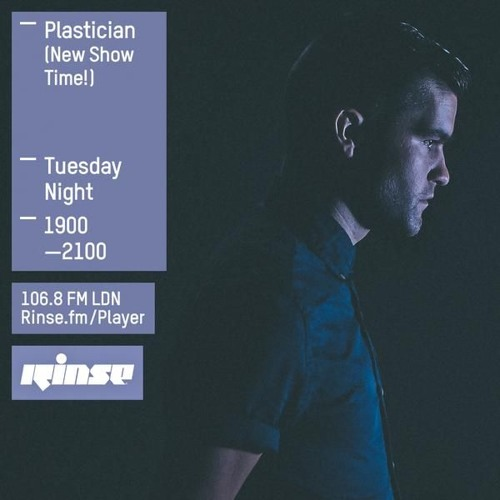 Plastician on Rinse FM 2015-11-10