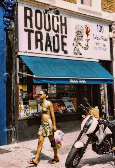 Record Store Rotation - Rough Trade 2014-11-25
