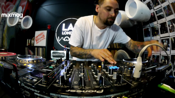 Redlight in The Mixmag Lab LDN 2015-07-10