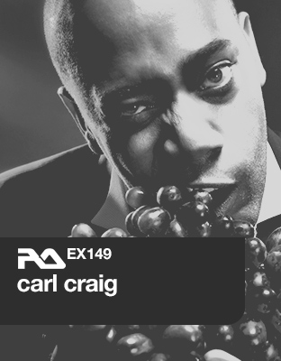 Resident Advisor Exchange podcast RA.EX149 Carl Craig