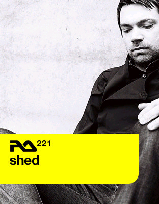 Resident Advisor podcast #221 Shed – dubstep and techno