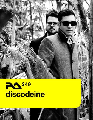 Resident Advisor podcast #249 by Discodeine