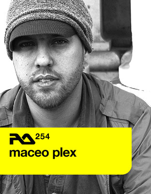 Resident Advisor podcast #254 by Maceo Plex