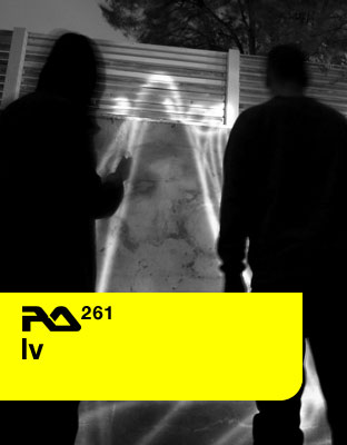 Resident Advisor podcast #261 by LV