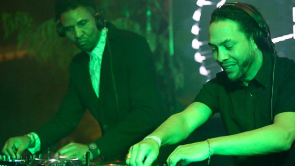 Roni Size and DJ Krust present Full Cycle live at The 6 Music Festival 2016-02-14