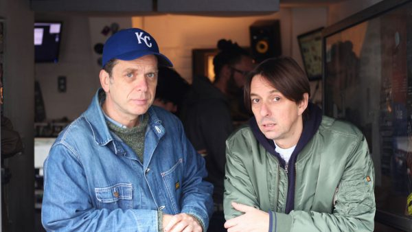 Ross Allen & Jeb Loy Nichols on NTS Radio 2016-10-27