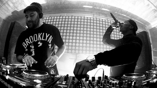 Rudimental and Paul Woolford B2B with James Zabiela - Essential Mix 2013-12-07 Live at Manchester's Warehouse Project 2013