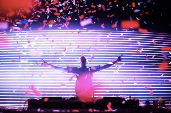 Rusko live at Lollapalooza in Sao Paulo, Brasil 2013-03-31