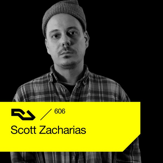 Scott Zacharias - Resident Advisor podcast #606 2019-01-08