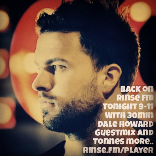 Shadow Child on Rinse FM 2014-09-03 with Dale Howard guest mix