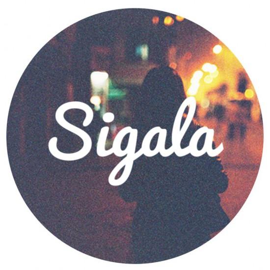 Sigala - 1LIVE DJ Session 2015-10-04