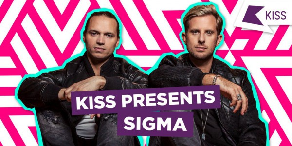Sigma - KISS Presents 2016-03-16