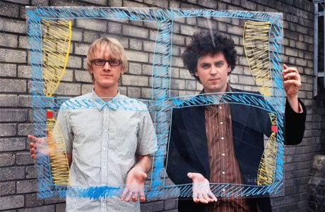 Simian Mobile Disco - Switch Playground (Studio Brussel) 2015-04-05