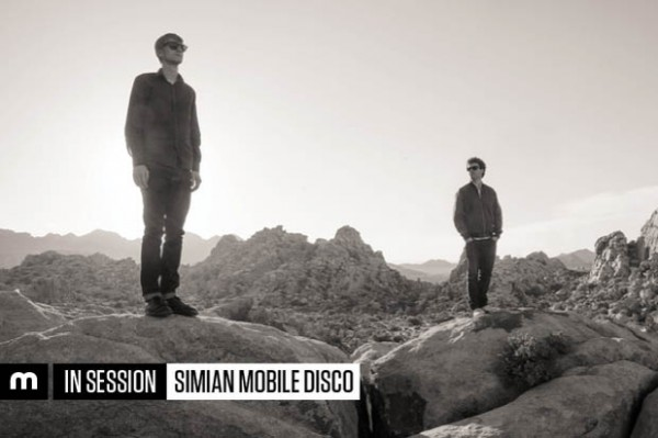 Simian Mobile Disco - In Session for Mixmag 2014-11-21