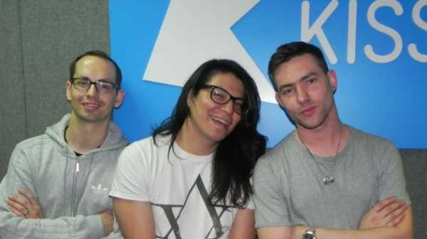 Sinden – Eclectic show on Kiss 100 2012-04-09 Nadastrom in the studio
