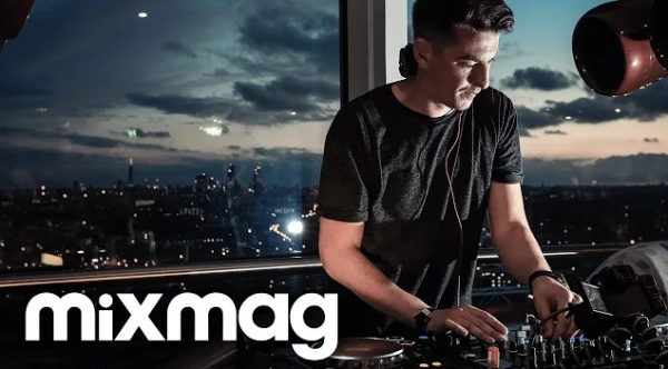 Skream alter ego UK Garage set 2015-10-28