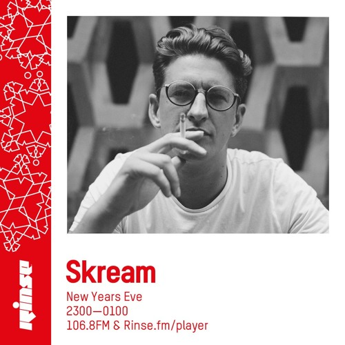 Skream on Rinse FM 2018-12-31