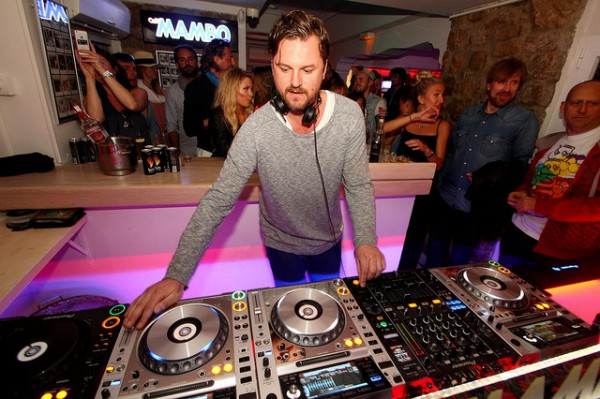 Solomun live at Diynamic Showcase Outdoor Party at Beach House, Ibiza 2014-08-29
