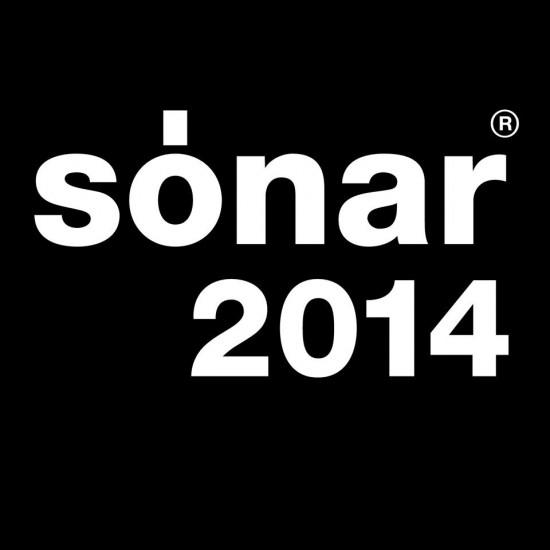 Sonar Festival 2014 in Barcelona 2014-06