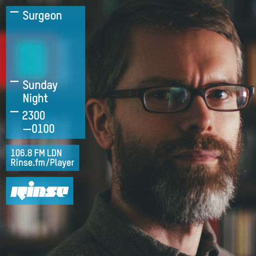 Surgeon on Rinse FM 2015-03-15
