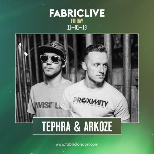Tephra & Arkoze FABRICLIVE x Visionobi Presents Mix